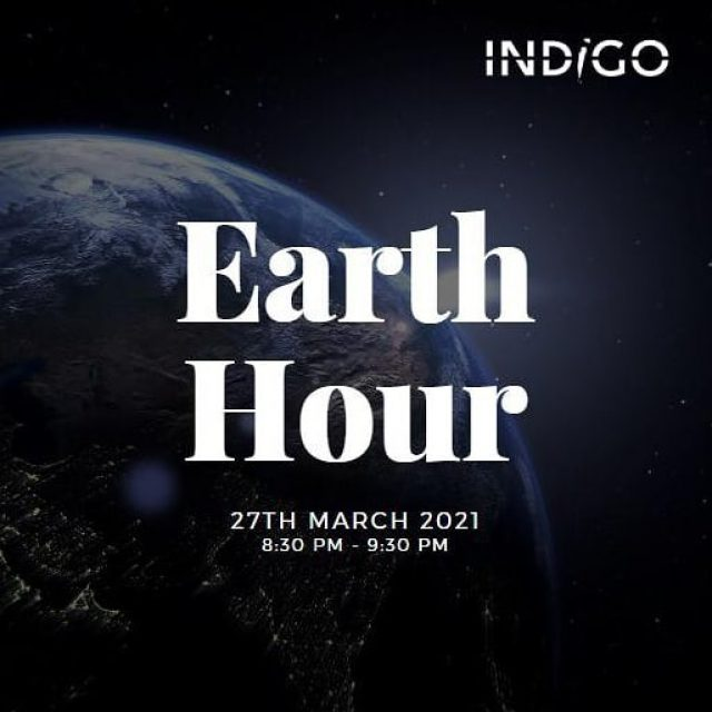 This Earth Hour, let's save energy and in turn save our community. Keep your lights off and show your love and support for our planet.