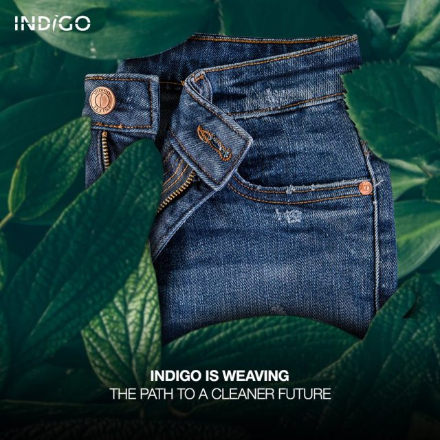 Fashion is the future. CORRECTION; sustainable fashion is the future. We're all doing our part, step by step to making a change. If we want the world to become a better place, we have to work together to ensure its survival.   #indigo #sustainability #blueforblue #dyenamic #madeinpakistan #worldofdenim #denim #denimdesign #designthinking #denimlife #denimgoods #denimbrand #denimblue