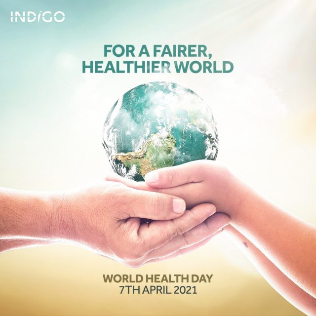 Health and vitality are two of the most important aspects of human life. Preserving those will bring about longevity and continuity of the world and everyone in it.   At Indigo, we make sure to focus on employing practices that protect the health of our workers and we hope to do so for the years to come.  #indigo #denim #madeinpakistan #sustainability #worldhealthday